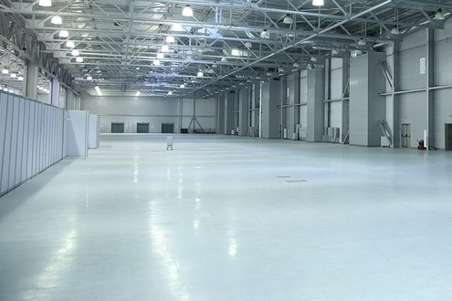 Industrial Floor Coatings Service
