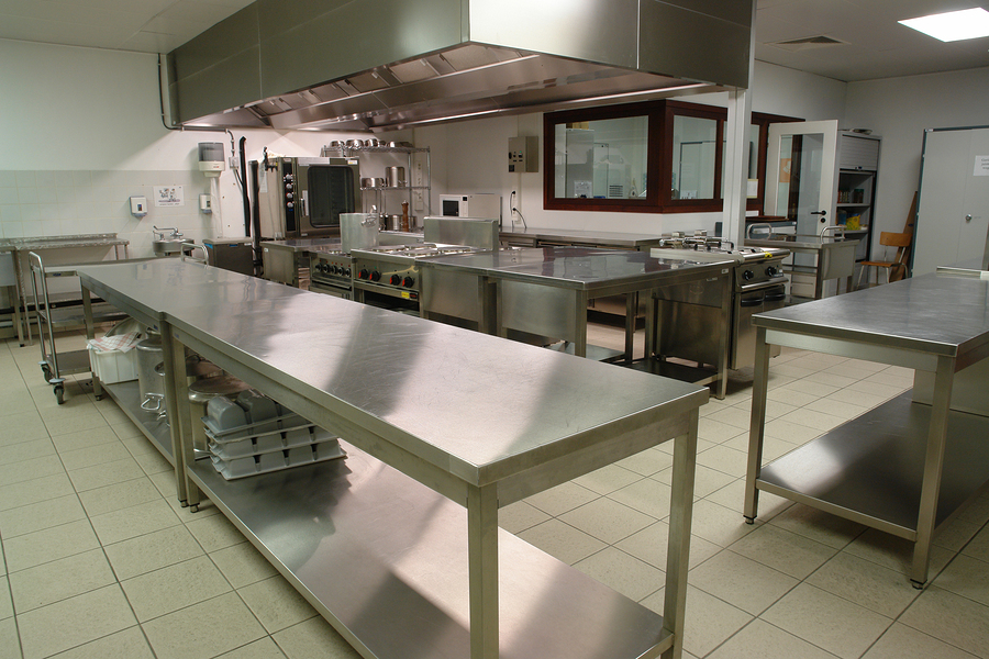 Commercial Kitchen Cleaning Service